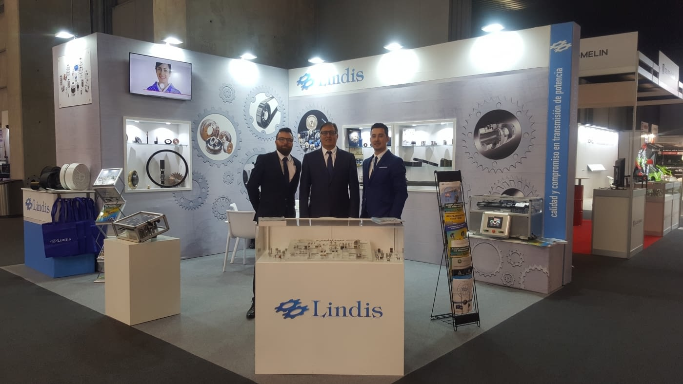 Lindis attended the Biemh 2018 fair