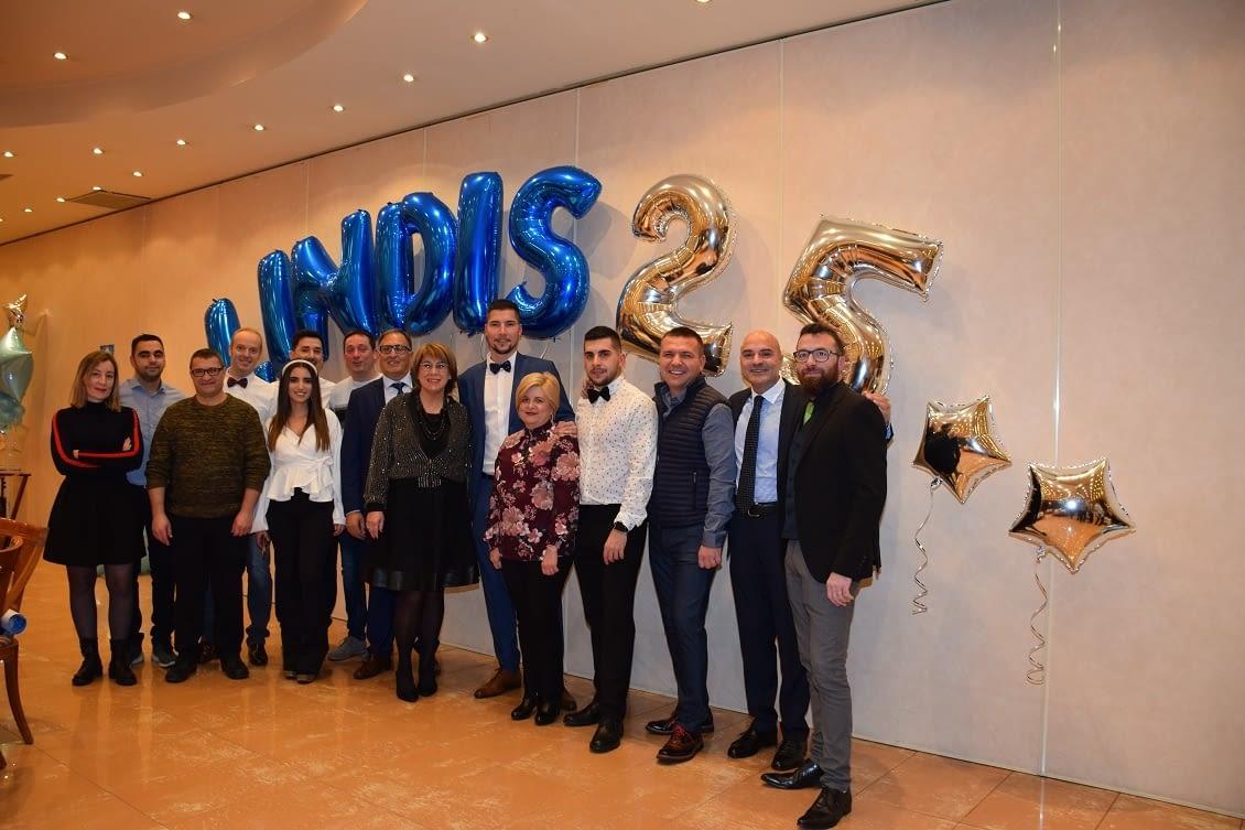 Lindis celebra su 25 aniversario