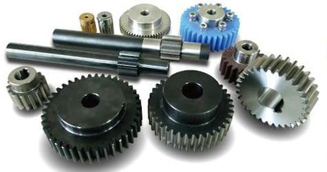 KHK Gears and Racks