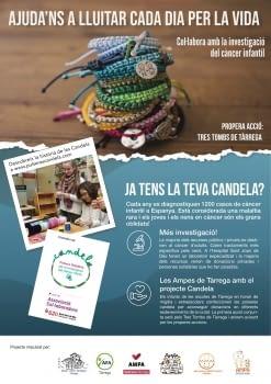 Les Ampes de Tàrrega amb el projecte Candela