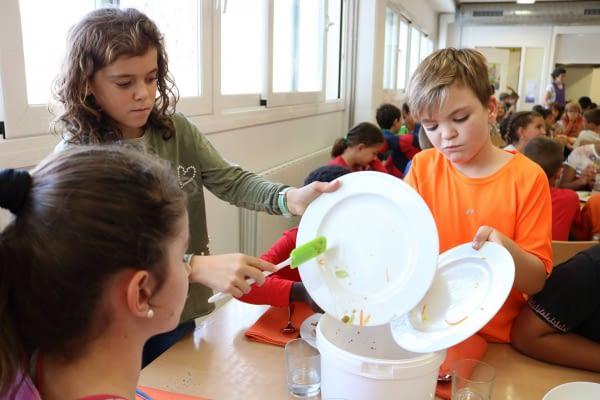 Els menjadors escolars de Quàlia seleccionats per impulsar la cuina climàtica als seus menús.
