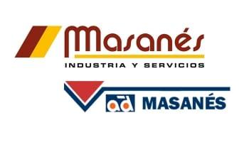 1997. Vente de la section pneus NEUMASA à RODI et Introduction des bandes transporteuses à Masanés Suministros Industriales, SA
