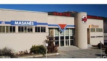 2000. Inauguration d'un nouvel magasin à La Seu d'Urgell (Lleida)