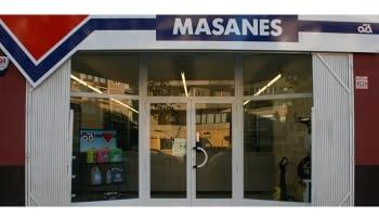 2012. Création de la délégation et magasin à Fraga (Huesca)