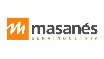2015. Suministros Masanès changé son image de marque et son nom devient Masanès Servindustria.