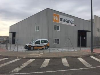 2017: Traslado de Masanés Lorca a unas nuevas inst