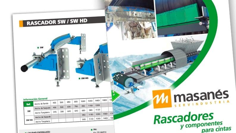 Nuevo catálogo de Rascadores