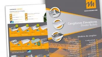 Nuevo catálogo de Cangilones