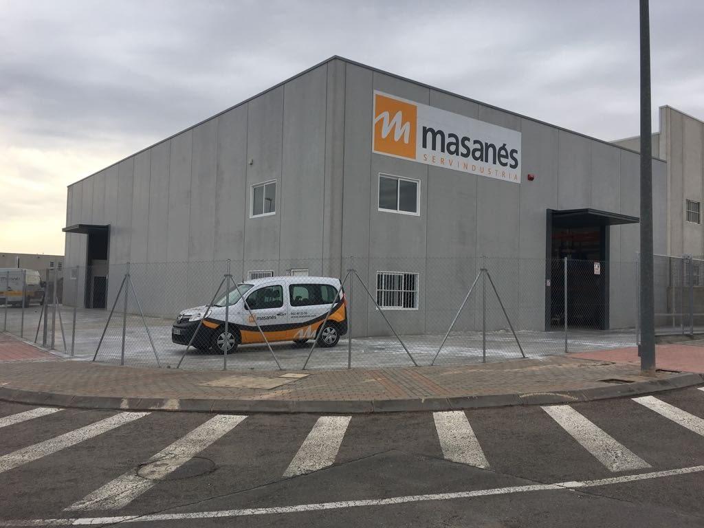 Nueva Delegación Masanés Lorca
