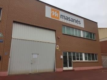 Nueva Delegación Masanés Valladolid