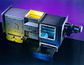 Filtros rotativos con limpieza automática