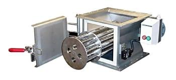 Filtros rotativos con limpieza manual
