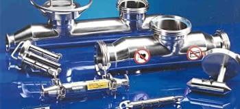 Filtros magnéticos sanitarios a presión SSFM