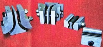 Grapas para banda metálica