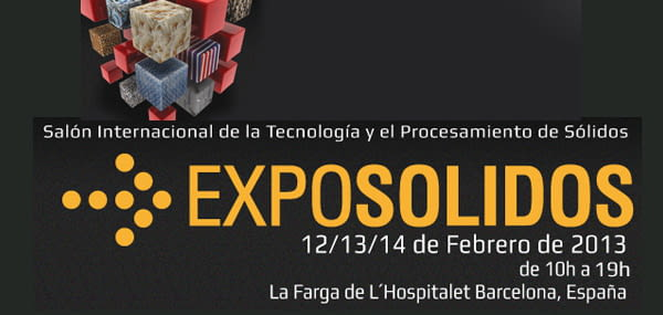 Presentes en EXPOSOLIDOS 2013