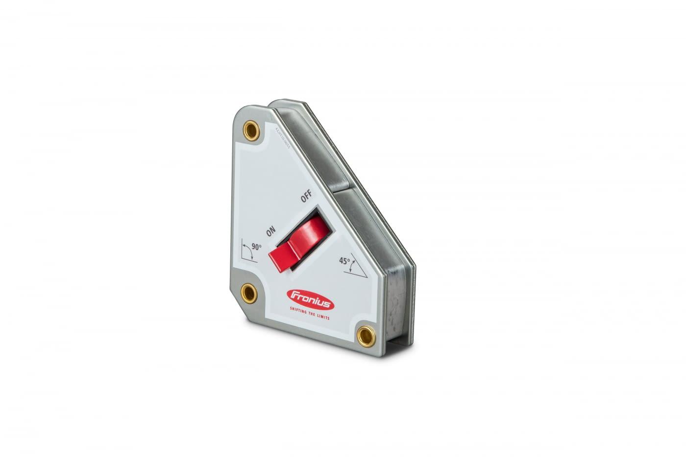 Esquadres magnètiques amb interruptor -