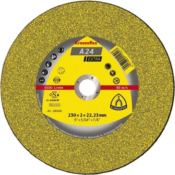 A 24 EX discos de desbast -