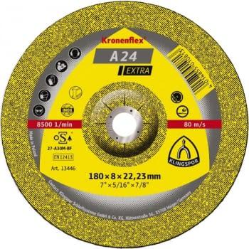 A 24 EX discos de desbaste