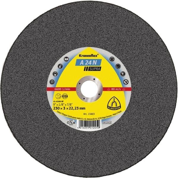 A 24 N discos de tall -