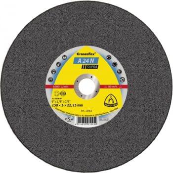 A 24 N discos de tall