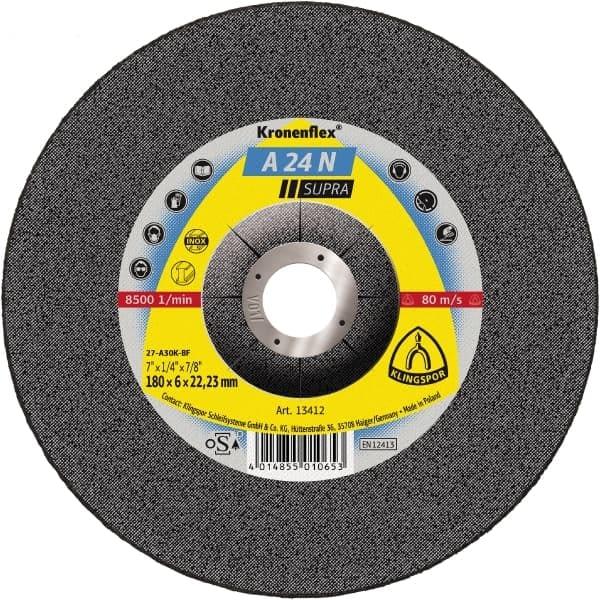 A 24 N discos de desbast -