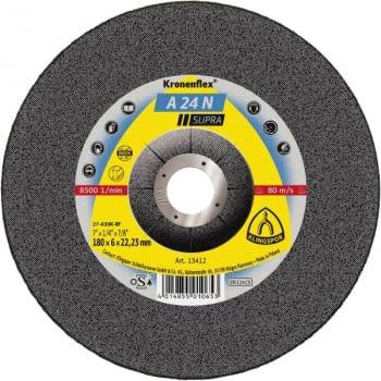 A 24 N discos de desbaste