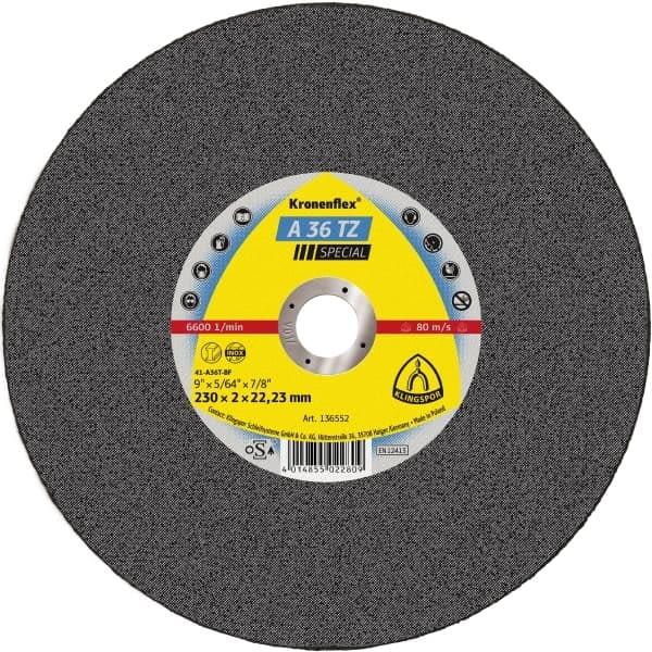 A 36 TZ discos de tall -