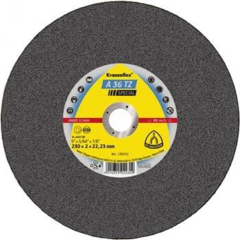 A 36 TZ discos de tall