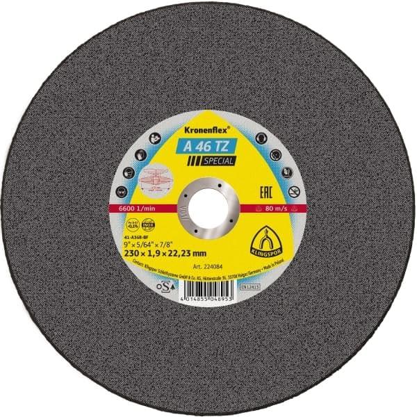 A 46 TZ discos de corte -