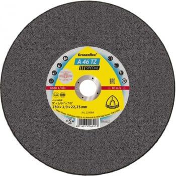 A 46 TZ discos de tall
