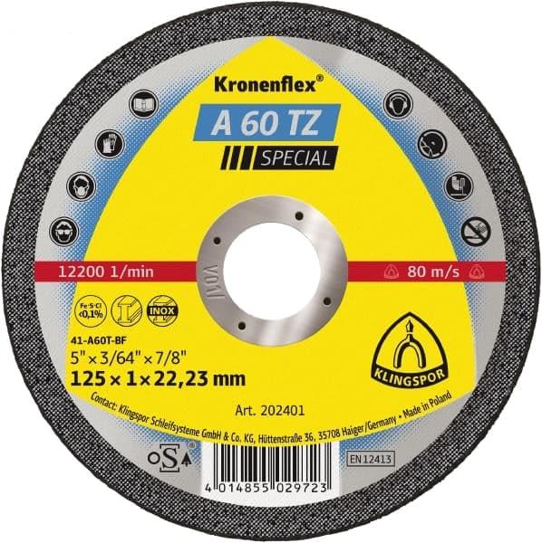 A 60 TZ discos de corte -