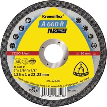 A 660 R discs de tall