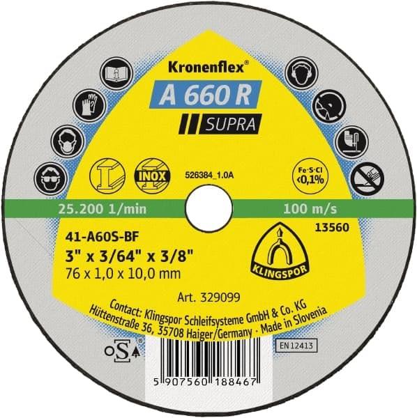 A 660 R discos de corte -