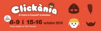 Fira del Playmobil a Montblanc - Clickània