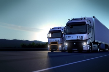 NOVES VERSIONS RENAULT TRUCKS MODEL YEAR 2020 GAMA T