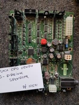 PLACA CPU PARA VENDO G-DRINK SPENGLER