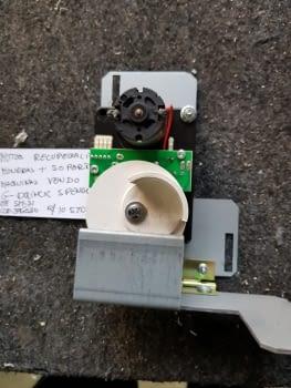 MOTOR RECUPERACION MONEDAS MAS SOPORTE G-DRINK SPENGLER ( SME SM-31COD.396030)