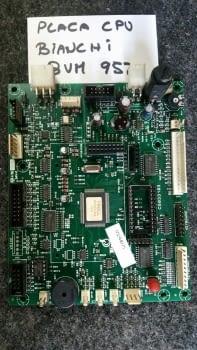PLACA CPU DELANTERA BIANCHI BVM 952 SIN MEMORIA EPROM