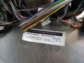 CABLEADO BANDEJAS MANEA MSX12