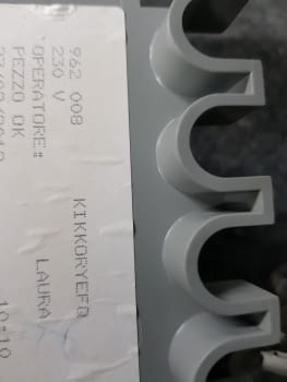 BLOQUE MOTORES MAS CABLEADO Y TUBOS NECTA KIKKO RY - 2
