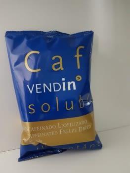CAFE LIOFILIZADO DESCAFEINADO CAJA DE 12 BOLSAS DE 250 GR. - 1