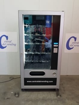 VIDEO TUTORIAL INSTALACION MAQUINA VENDING FAS 900 / 1050 - 1