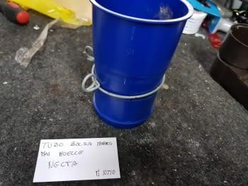 TUBO BOLSA MARRO MAS MUELLE NECTA