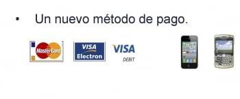 Sistema de pago con tarjeta y móvil - 1