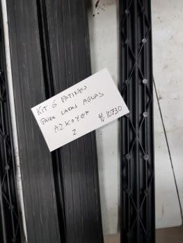 KIT 6 PATINES PARA LATAS / AGUAS AZKOYEN