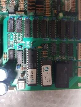 PLACA CPU ARTIC V.4 272 - 1
