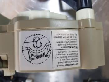 DOSIFICADOR CAFE PARA CAFETERA SAECO 200 - 2