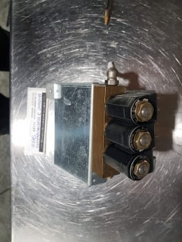 BLOQUE 3 ELECTROVALVULAS SAECO