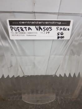 PUERTA VASOS SAECO SG-500