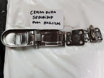 CERRADURA SEGURIDAD MAQUINAS - 1